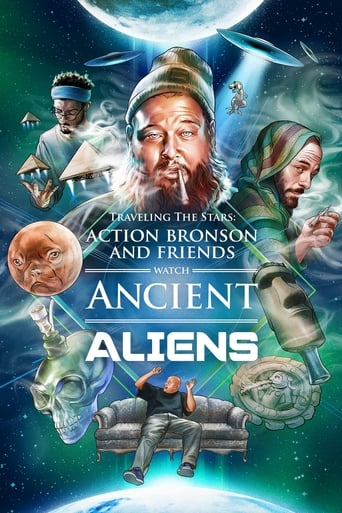 Poster of Action Bronson and Friends Watch Ancient Aliens