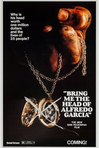 Poster of Bring Me the Head of Alfredo Garcia