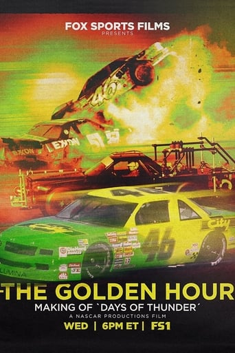 The Golden Hour: Making of Days of Thunder