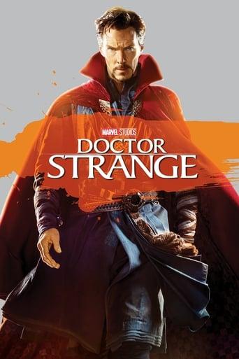 Filmplakat von Doctor Strange