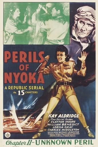 Poster of Perils of Nyoka