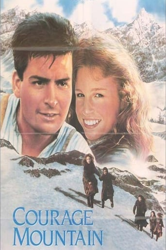 Poster of Courage Mountain