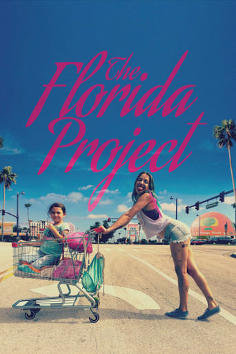 Poster of The Florida Project