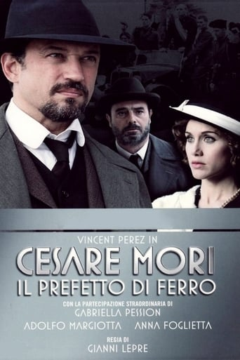 Poster of Cesare Mori - Il prefetto di ferro