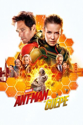 Poster of Ant-Man et la Guêpe