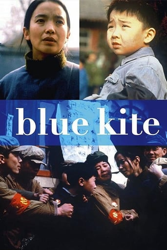 Poster of The Blue Kite