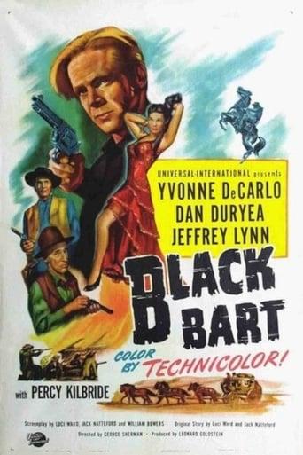 Poster of Black Bart