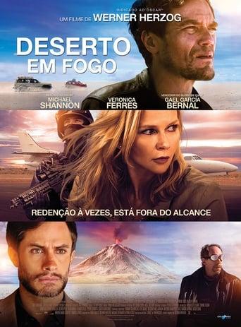 Deserto em Fogo - Poster