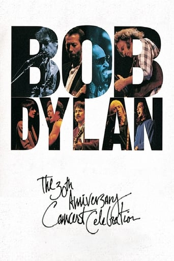 Poster of Bob Dylan: The 30th Anniversary Concert Celebration