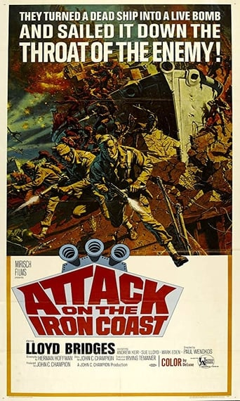 Poster of Attack on the Iron Coast