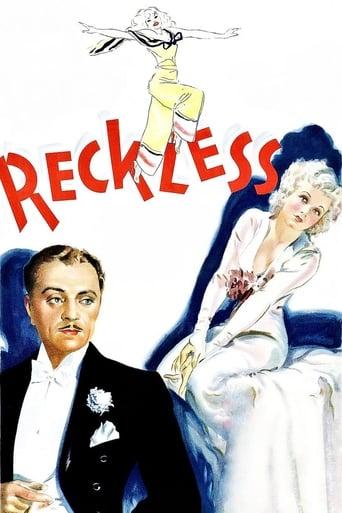 Poster of Reckless