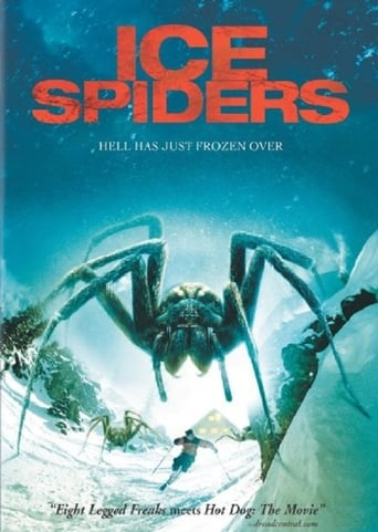 Poster of Ice Spiders