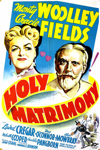 Poster of Holy Matrimony