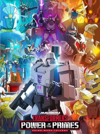 Poster of Transformers: Power of the Primes