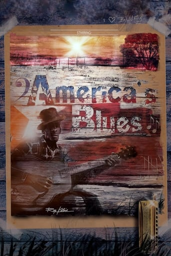 Poster of America's Blues