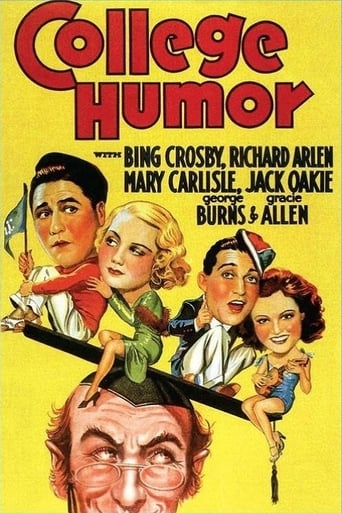 Poster of College Humor