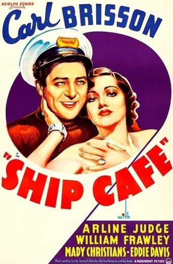 Poster of Ship Cafe