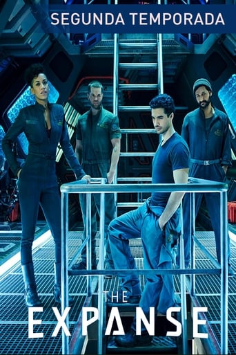 The Expanse 2ª Temporada - Poster
