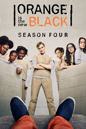 Oranžinė - tai nauja juoda / Orange Is the New Black (2016) 4 Sezonas