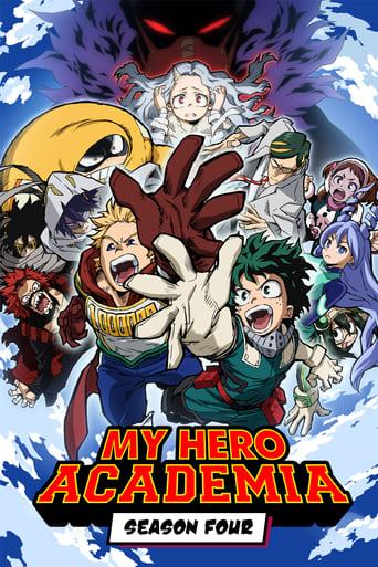 Boku no Hero Academia 4ta temporada