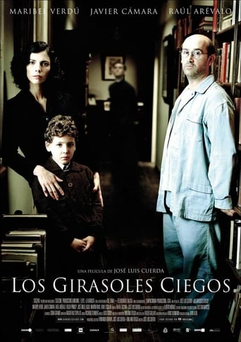 Poster of Los girasoles ciegos