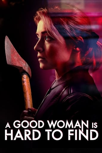 A Good Woman Is Hard to Find - Poster