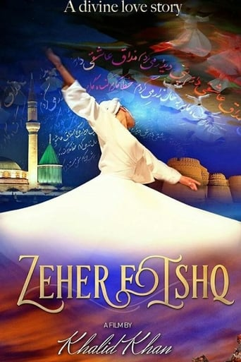 Poster of Zeher-e-Ishq