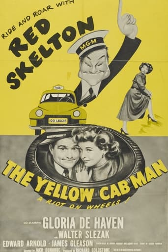 The Yellow Cab Man (1950)