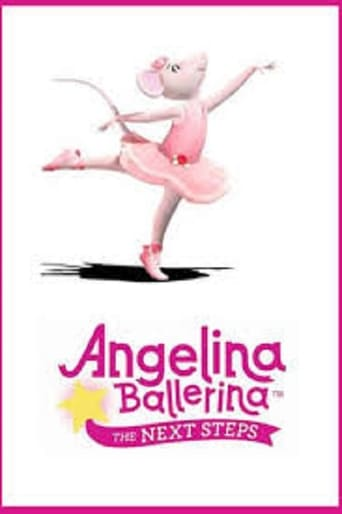 Poster of Angelina Ballerina: The Next Steps