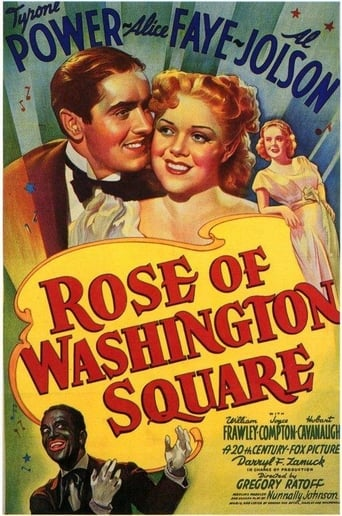 Watch Rose of Washington Square Online Free Putlockers