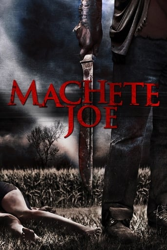 Poster of Machete Joe