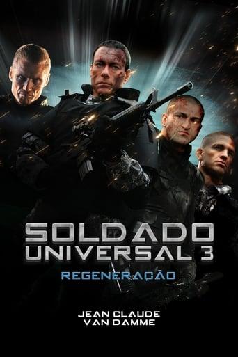 Soldado Universal 3: Regeneração - Poster