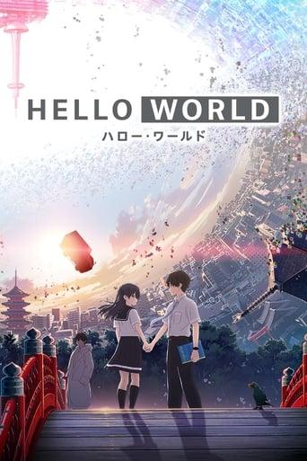 Hello World Poster