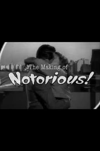 Poster of The Ultimate Romance: The Making of 'Notorious'