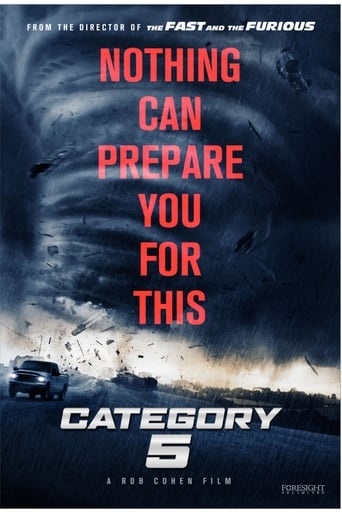 Poster of The Hurricane Heist