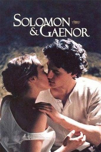 Poster of Solomon and Gaenor