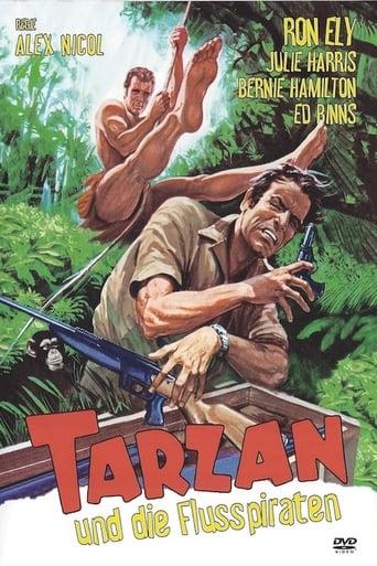 Poster of Tarzan's Deadly Silence