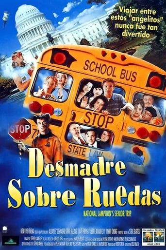 Poster of Desmadre sobre ruedas