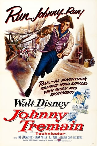 Poster of Johnny Tremain