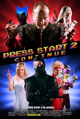 Press Start 2 Continue