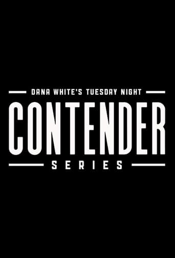 Poster of Dana White's Tuesday Night Contender Series