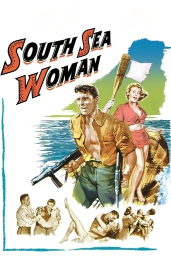 Poster of South Sea Woman