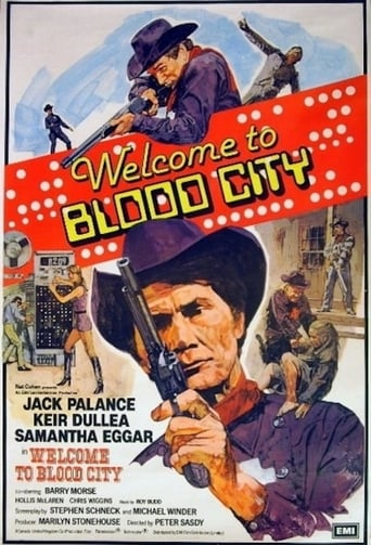 Poster of Welcome to Blood City
