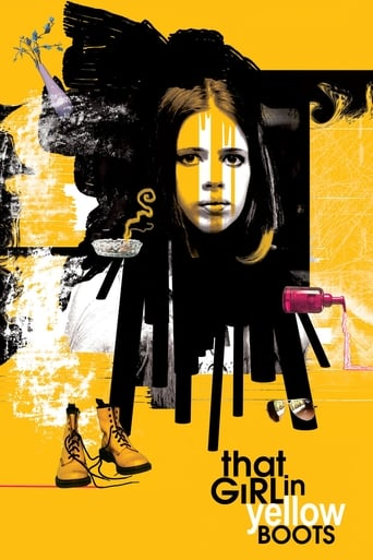 Poster of That Girl in Yellow Boots