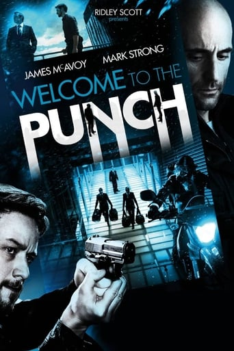 'Welcome to the Punch (2013)