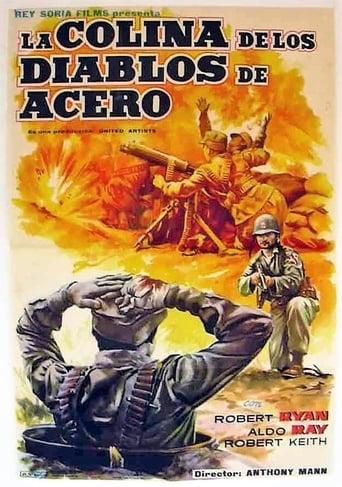 Poster of La colina de los diablos de acero