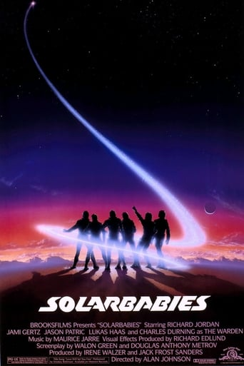 Poster of Solarbabies
