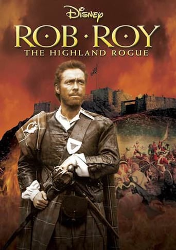 Poster of Rob Roy, The Highland Rogue