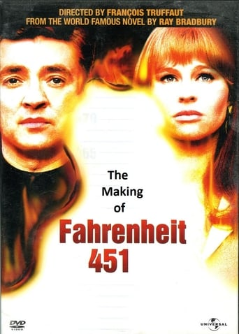 Poster of The Making of 'Fahrenheit 451'