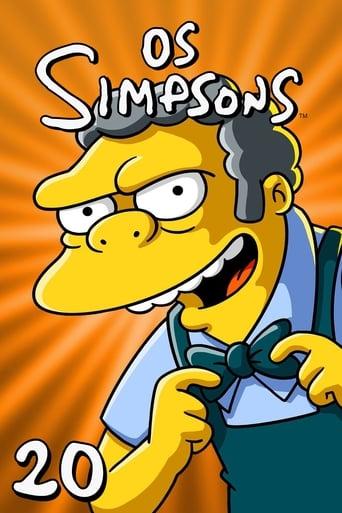 Os Simpsons 20ª Temporada - Poster